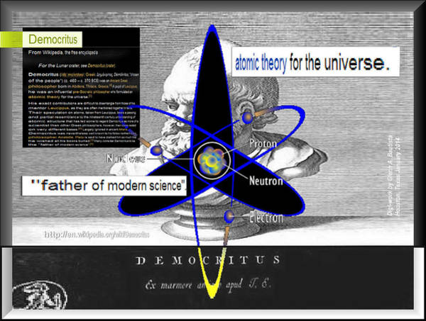 Digital Art - Democrituscomp '14 by Glenn Bautista