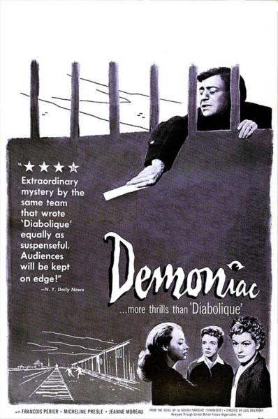 Wall Art - Photograph - Demoniac, Aka Le Louves, Us Poster by Everett