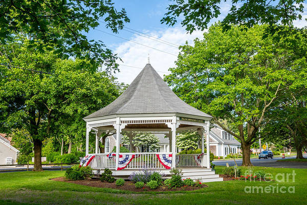 Photograph - Dennis Bandstand by Susan Cole Kelly