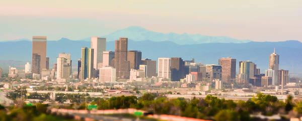 Photograph - Denver Colorado by Colleen Coccia