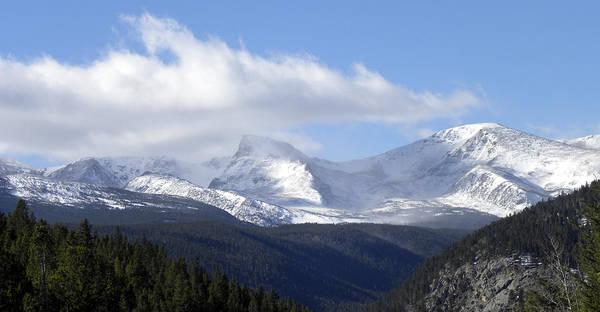 Photograph - Denver Mountains by Julie Palencia