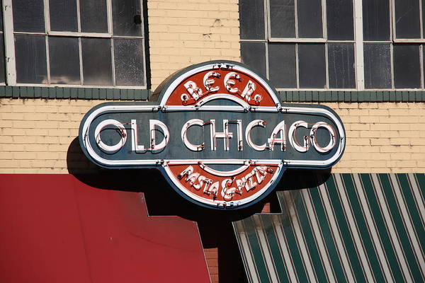 Photograph - Denver - Old Chicago Beer by Frank Romeo