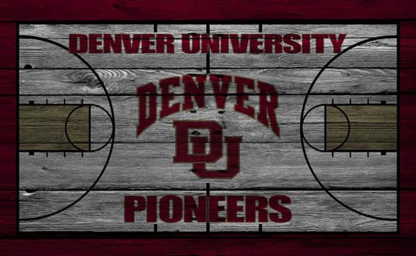 Pioneer Photograph - Denver Pioneers by Joe Hamilton