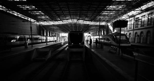Photograph - Departure by Pablo Lopez