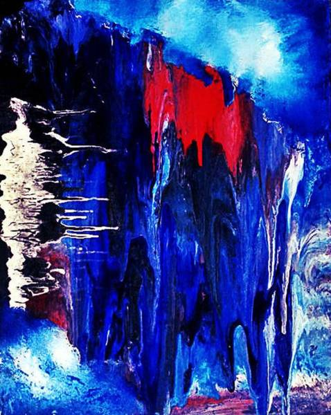 Michael Ferguson Wall Art - Painting - Dereistic by Michael Ferguson