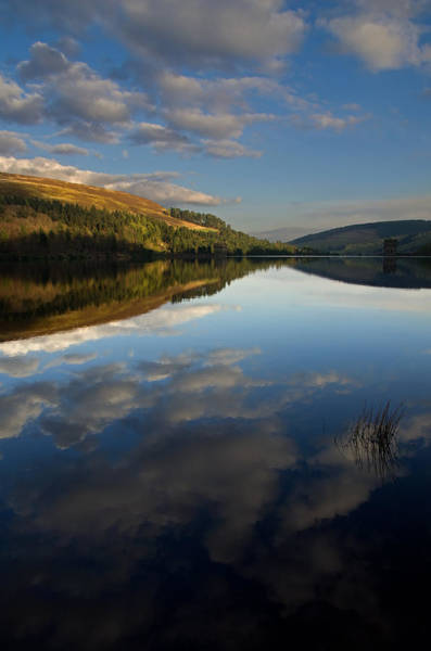 Photograph - Derwent Reservoir In The Peak District by Pete Hemington