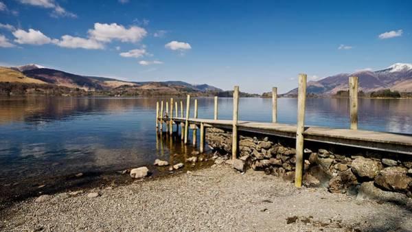 Photograph - Derwent Water  by Stephen Taylor