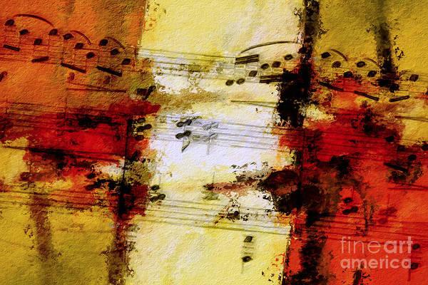 Digital Art - Ternary Trio by Lon Chaffin