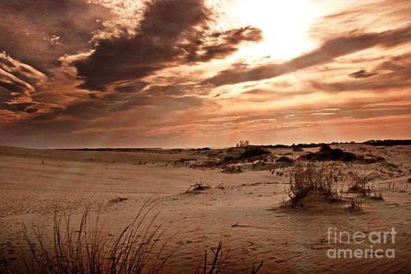 Jocky Photograph - Deseret Sand by Tom Gari Gallery-Three-Photography
