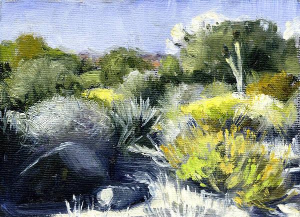 Desert 2 Art Print by Stacy Vosberg