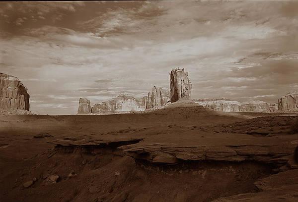 Desert 3  Art Print