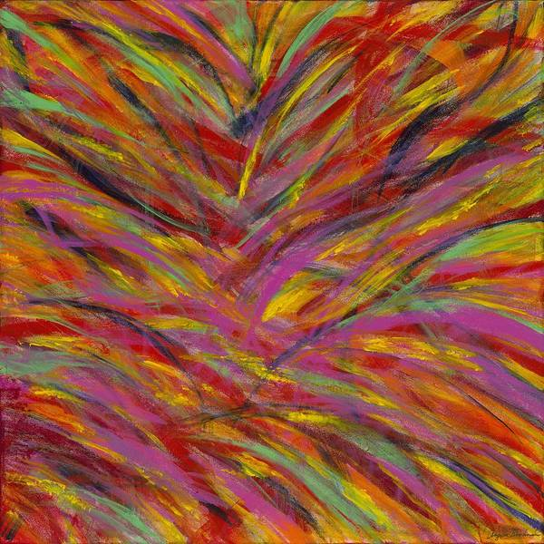 Painting - Desert Blossoms by Angela Bushman