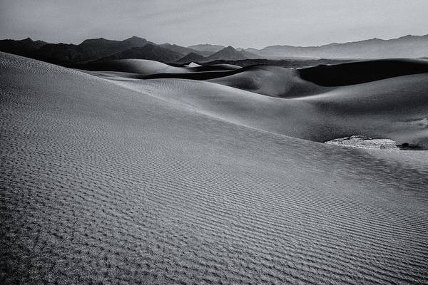 Photograph - Desert Forms by Gene Garnace