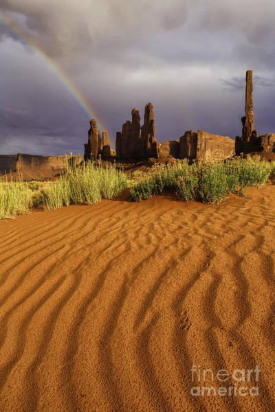 Photograph - Desert Rainbow IIi by Stuart Gordon