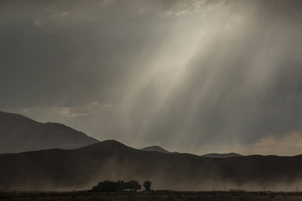 Photograph - Desert Rains II by Ryan Heffron