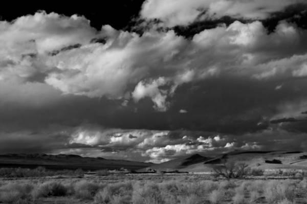 Photograph - Desert Storm by Cat Connor