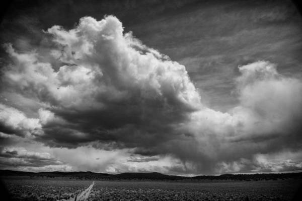 Photograph - Desert Thunderstorm by Cat Connor