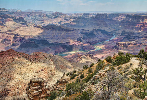Photograph - Desert View Grand Canyon by Jemmy Archer
