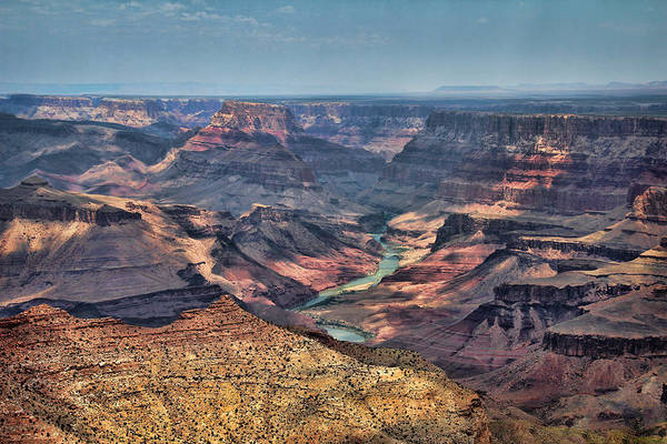 Photograph - Desert View by Jemmy Archer