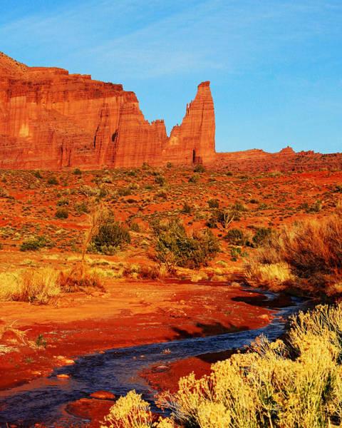 Photograph - Desert Waters by Rick Wicker