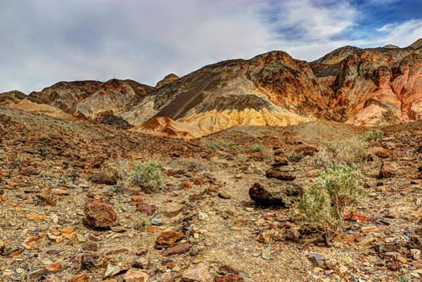 Death Valley Np Photograph - Desert Zen by Heidi Smith