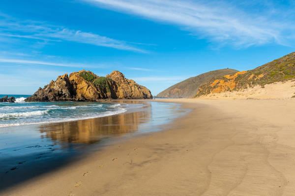 Photograph - Deserted Beach by Paul Johnson