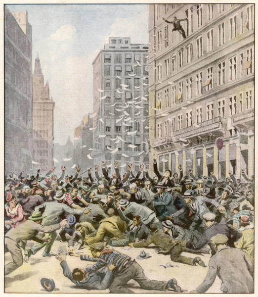 Wall Art - Drawing - Deserted By His Fiancee, A New  Yorker by Mary Evans Picture Library