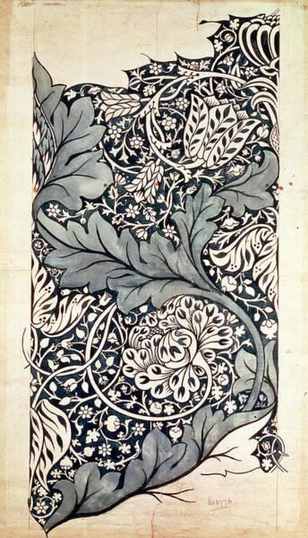 Craft Painting - Design For Avon Chintz by William Morris
