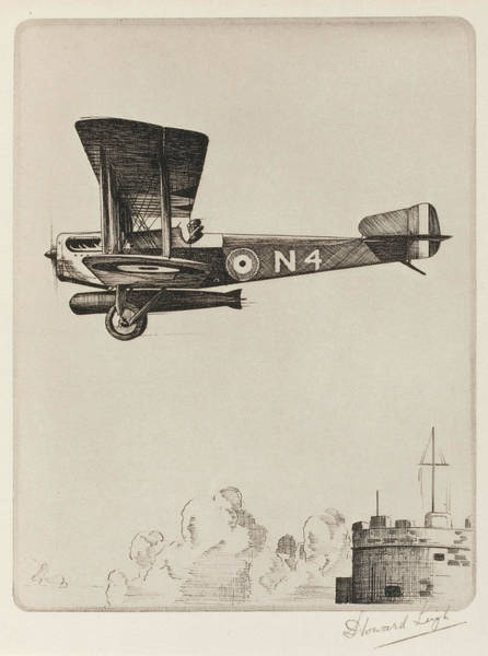 Cuckoo Drawing - Designed Specifically As A  Torpedo by Mary Evans Picture Library
