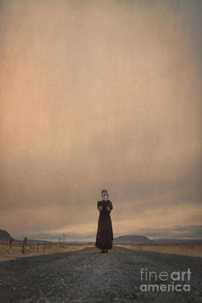 Grief Wall Art - Photograph - Desolate Ever After by Evelina Kremsdorf