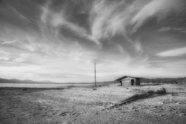 Sonny Bono Wall Art - Photograph - Desolation by Hugh Smith