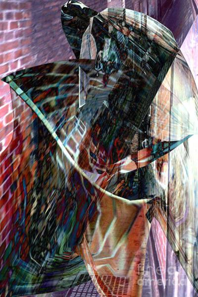 Digital Art - Despair by Gerlinde Keating - Galleria GK Keating Associates Inc