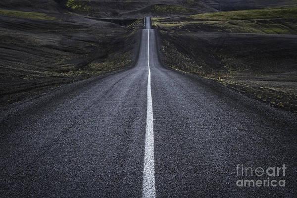 Northern Photograph - Destination Unknown by Evelina Kremsdorf