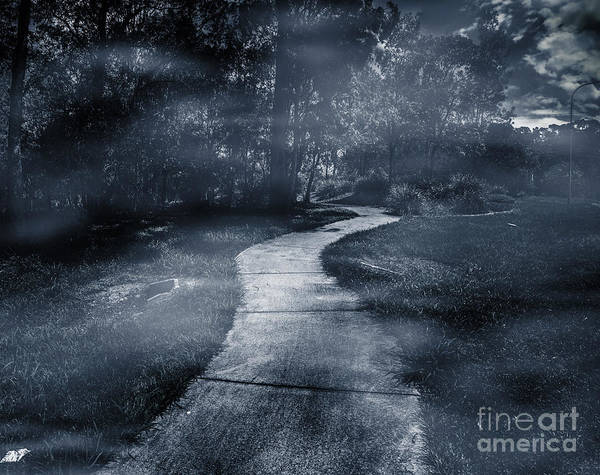 Chilling Photograph - Destination Unknown by Jorgo Photography - Wall Art Gallery