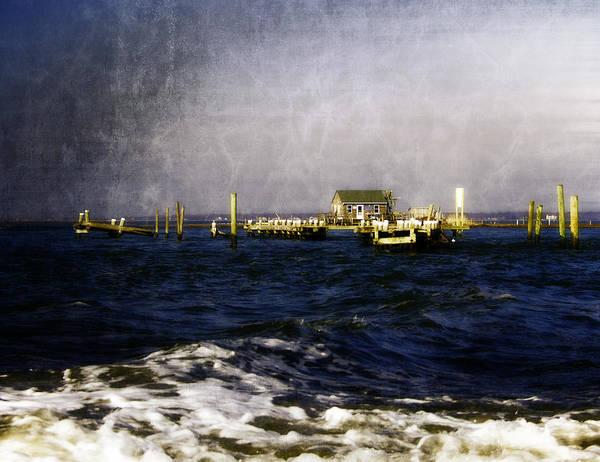 Shirleys Bay Photograph - Destruction At The Breach by Vicki Jauron