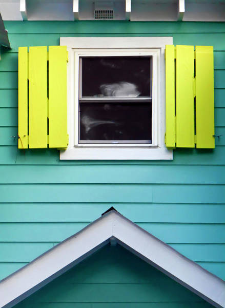 Offbeat Photograph - Detail Of Beach Cottage by Joseph Shields