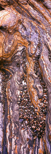 Wall Art - Photograph - Detail Study Of Erosion Patterns by Panoramic Images