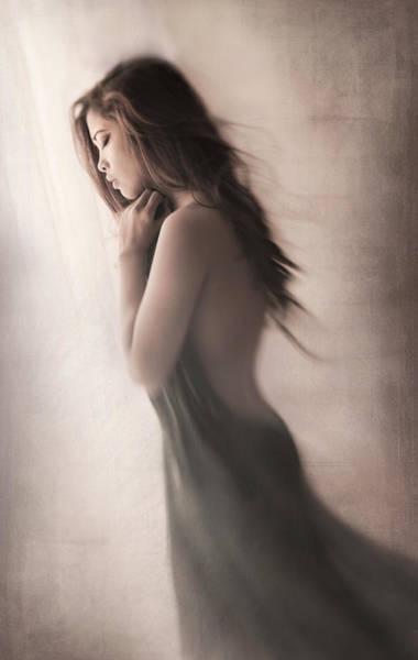 Sepia Tone Photograph - Devii (2) by Sebastian Kisworo