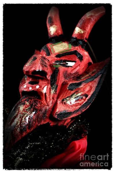 Photograph - Devil by John Rizzuto