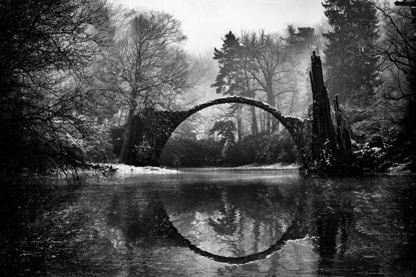German Photograph - Devil's Bridge - II by Mike Kreiten