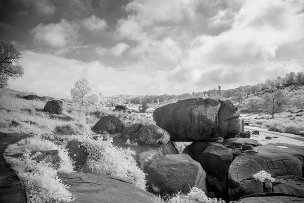 Photograph - Devil's Den 0140ir by Guy Whiteley