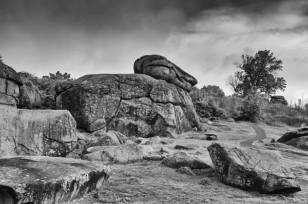 Photograph - Devil's Den 02751 by Guy Whiteley