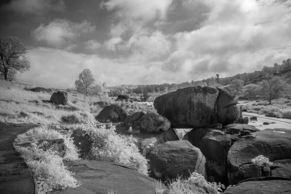Photograph - Devil's Den In Ir by Guy Whiteley