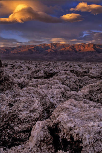 Photograph - Devils Golf Course by Ghostwinds Photography