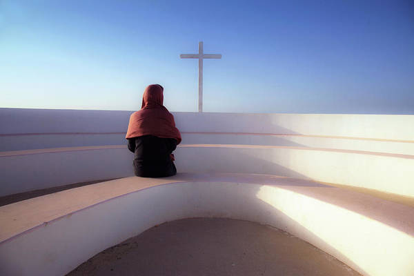 Prayers Photograph - Devotion by Marc Apers