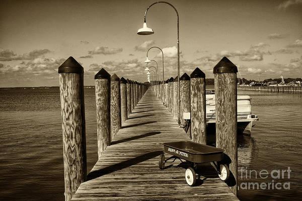 Rehoboth Beach Photograph - Dewey Beach De 3 by Jack Paolini