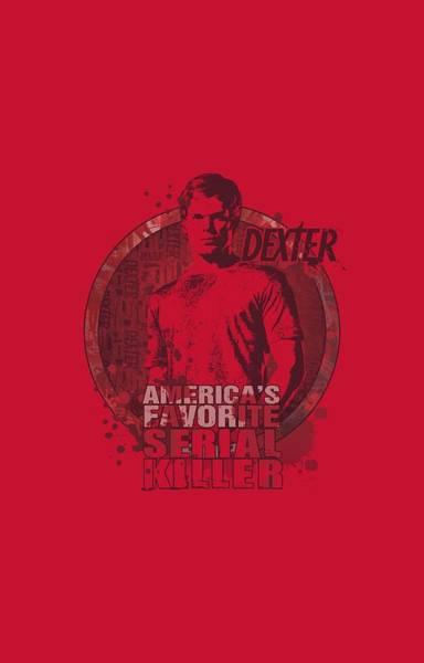 Suspense Digital Art - Dexter - Americas Favorite by Brand A