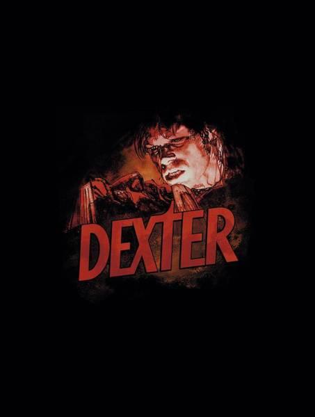 Suspense Digital Art - Dexter - Drawing by Brand A