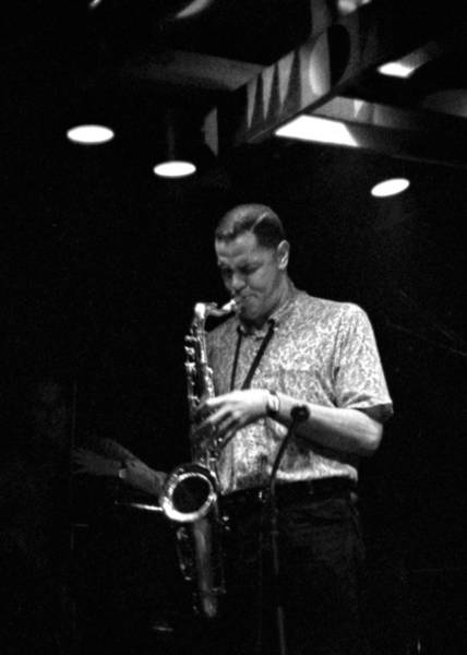 Photograph - Dexter Gordon 2 by Lee Santa