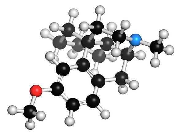 Pharma Wall Art - Photograph - Dextromethorphan Cough Suppressant Drug by Molekuul